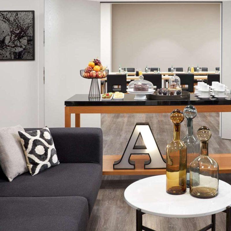 Classik Hotel Alexander Plaza Lounge